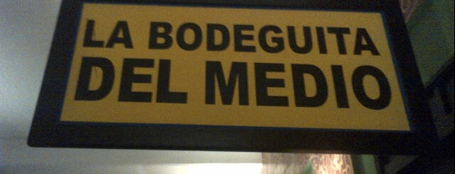La Bodeguita del Medio is one of Enriqueさんの保存済みスポット.