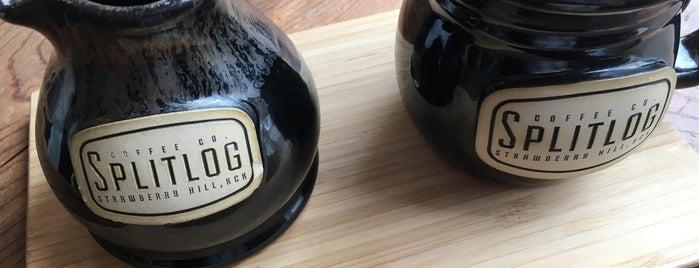 Splitlog Coffee Co. is one of Stephen : понравившиеся места.