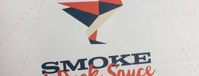 Smoke & Duck Sauce is one of Blank & Blank.