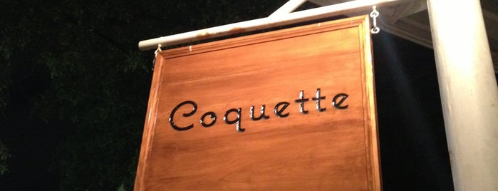 Coquette is one of New Orleans.