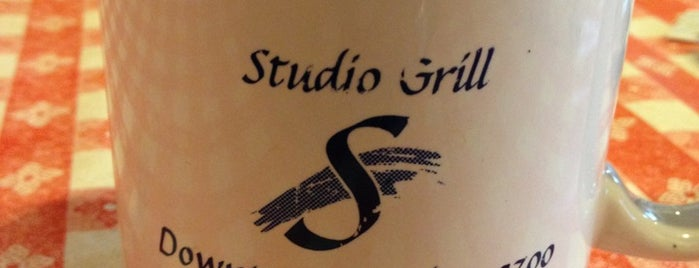 The Studio Grill is one of Favorite Spots.