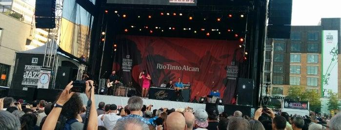 Festival International de Jazz de Montréal 2014 is one of Montreal.