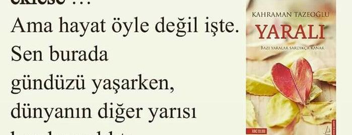 Düşler Sokağı is one of <3<3<3.