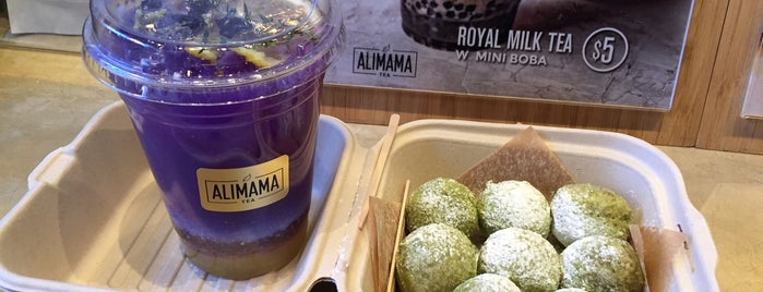 Alimama is one of NYC.