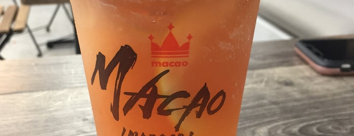 Macao Imperial Tea is one of Posti che sono piaciuti a Honghui.