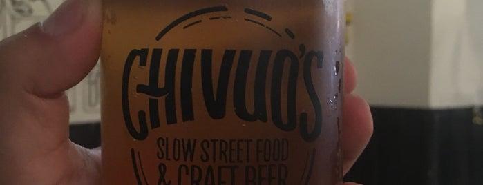 Chivuo's is one of Lugares favoritos de Mauricio.