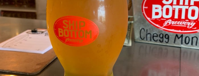 Ship Bottom Brewery is one of New Jersey Breweries.