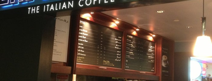 Caffè Nero is one of Dubai Food 3.