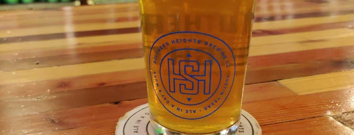 Southern Heights Brewery is one of Austin, TX.