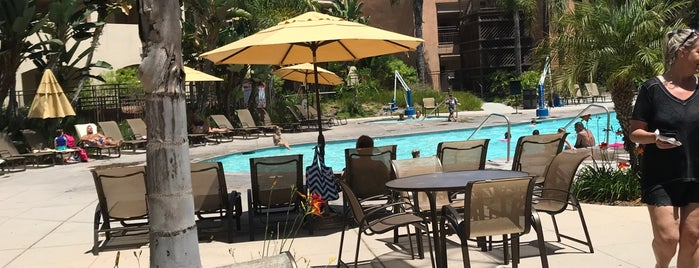 Grand Pacific Palisades Resort - Swimming Pool is one of Mo's Liked Places.
