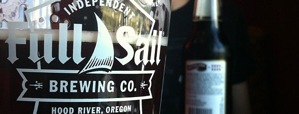 Full Sail Brewing Co. is one of West Coast Breweries.