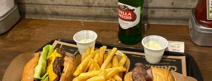 Pão com Carne is one of Guia do Hambúrguer 🍔.