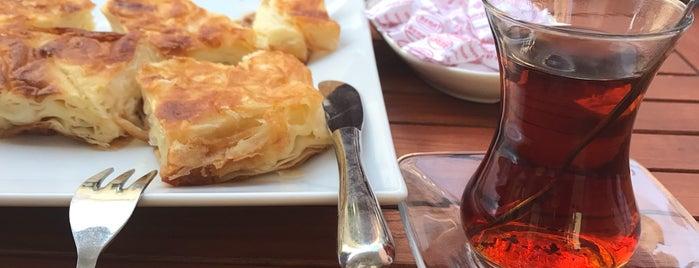 Berat Börek & Baklava is one of anadolu yakası.