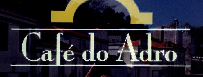 Cafe Do Adro is one of Locais salvos de Margarida.