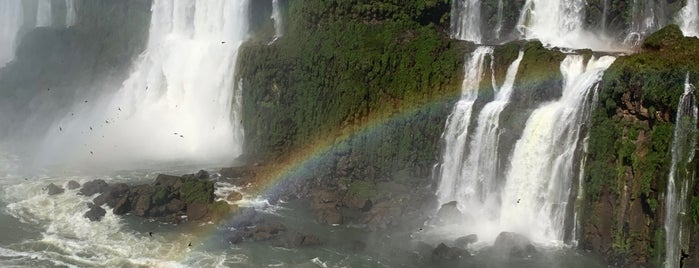 Cataratas do Iguaçu is one of Orte, die SV gefallen.
