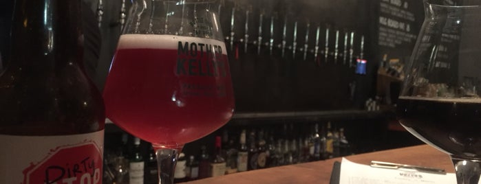 Mother Kelly's Bottle Shop and Tap Room is one of ana 님이 좋아한 장소.