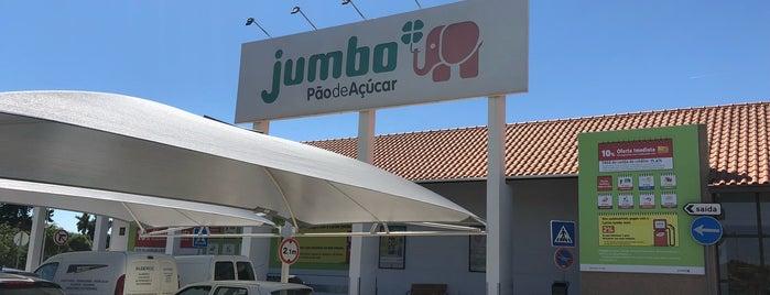 Jumbo Pão de Açúcar is one of Orte, die Lisa gefallen.