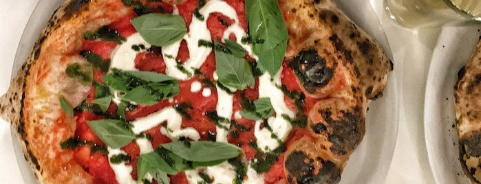 nNea Pizza is one of Europe // 50 Top Pizza.