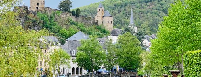 Esch-sur-Sure is one of Buitenland.