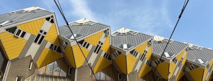 Kubuswoningen is one of 2017 Yaz Avrupa Turu.