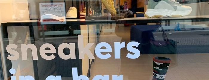 Sneak - Sneakers In A Bar is one of Antwerp.