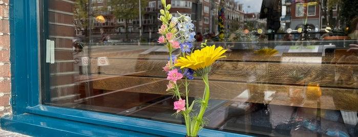 Café Cómodo is one of To do Amsterdam.