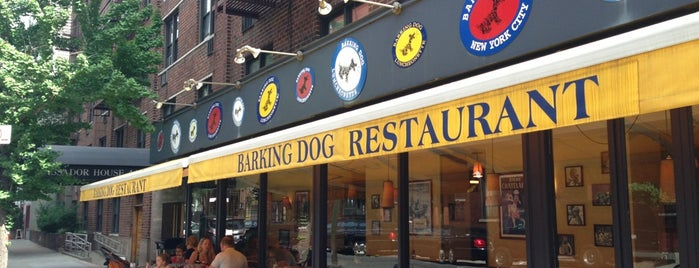 Barking Dog Luncheonette is one of Nyc.