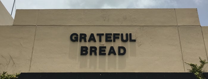 Grateful Bread is one of Miami.