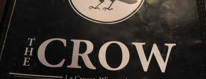 The Crow is one of Lugares favoritos de Rob.