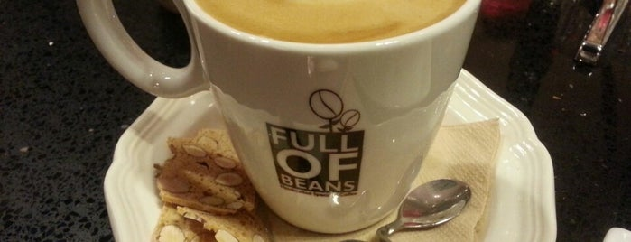 Full of Beans is one of Café | Penang.