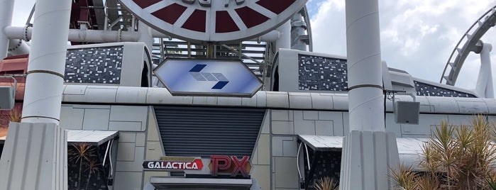Battlestar Galactica: Human vs. Cylon is one of Сингапур.
