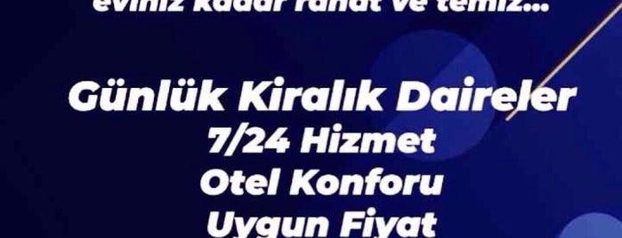 Çilek Marina is one of Talas.