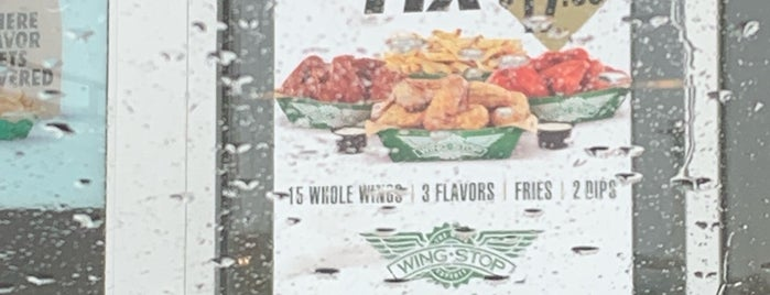 Wingstop is one of Cleveland!.