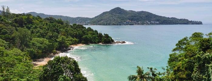 Laem Singh Beach View Pavilion is one of Phuket.