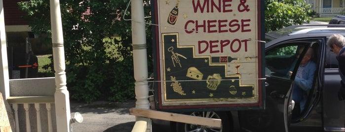 Wine & Cheese Depot is one of Rachel : понравившиеся места.