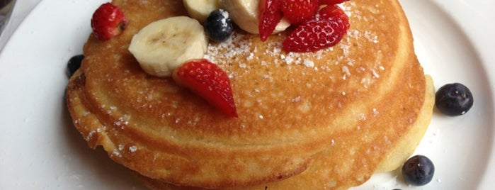 Cafe Luluc is one of The Best Pancakes in NYC.