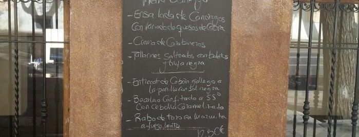Restaurante Baltias is one of cenas tematicas.