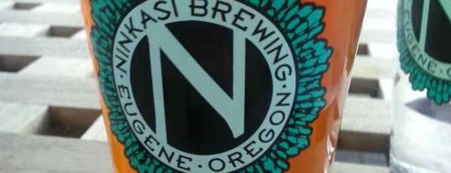 Ninkasi Brewing Tasting Room is one of West Coast Breweries.