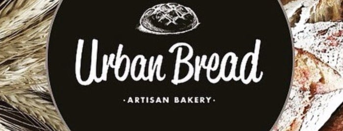 Urban Bread is one of Locais curtidos por Murat.