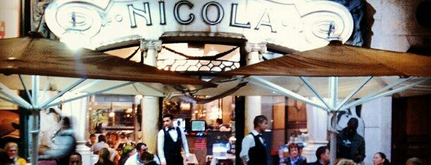 Café Nicola is one of To visit.
