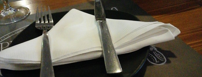 Olio Restaurant is one of Abendessen kreta.