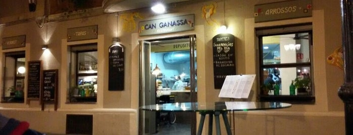 Can Ganassa is one of #myhints4Barcelona.