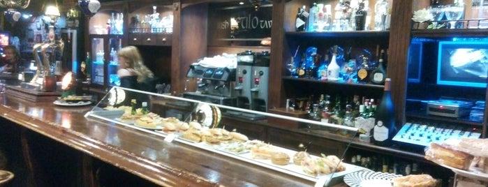 Betilo Irish Tavern is one of Locais curtidos por Txemita.