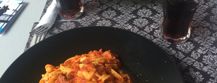 Pasta Divina is one of Joud's Liked Places.