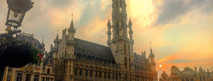 Grand Place is one of Joud's Liked Places.