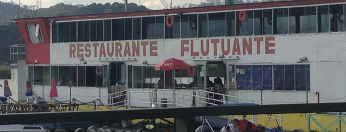 Restaurante Flutuante Caravelas is one of My list restaurantes.