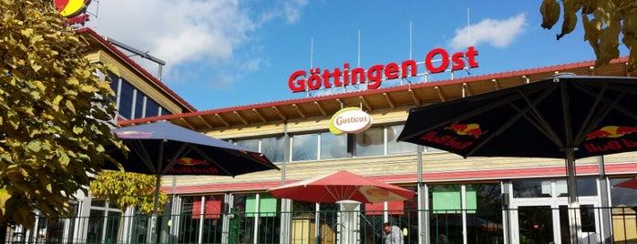 Raststätte Göttingen Ost is one of 4sq365de (1/2).