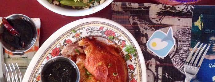 Streetbird Rotisserie is one of Restaurants to try.