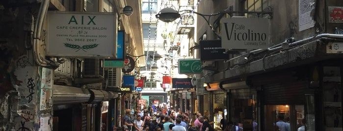 Centre Place is one of Explore the city of Melbourne.