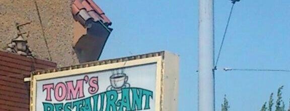 Tom's Restaurant is one of Posti che sono piaciuti a Fernando.
